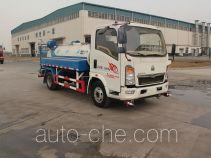 Luye sprinkler / sprayer truck JYJ5067GPSD