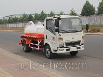 Luye sewage suction truck JYJ5067GXWD