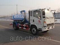Luye sewage suction truck JYJ5107GXW