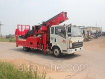Luye aerial work platform truck JYJ5107JGKD