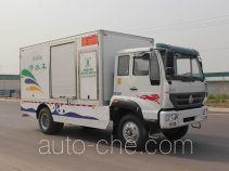 Luye water purifier truck JYJ5120XJS