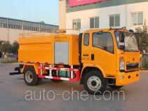 Luye sewer flusher truck JYJ5127GQXD