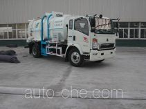 Luye food waste truck JYJ5137TCAD