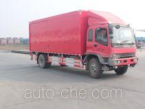 Luye box van truck JYJ5160XXYD