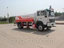Luye sprinkler / sprayer truck JYJ5161GPSE1