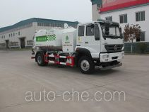 Luye sewer flusher and suction truck JYJ5161GQWE