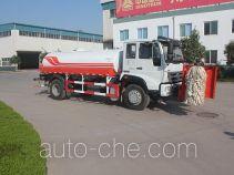 Luye highway guardrail cleaner truck JYJ5161GQXE