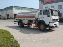 Oil tank truck Luye