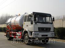 Luye sewage suction truck JYJ5162GXW