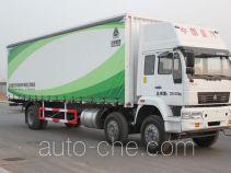 Luye box van truck JYJ5200XXY