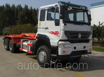 Luye detachable body garbage truck JYJ5251ZXXD