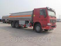 Luye fuel tank truck JYJ5254GJYC