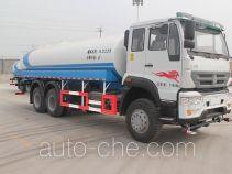 Luye sprinkler machine (water tank truck) JYJ5254GSSD