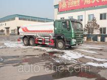 Luye oilfield fluids tank truck JYJ5257TGYE