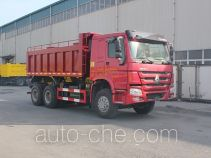 Luye fracturing sand dump truck JYJ5257TYAD