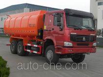 Luye dump garbage truck JYJ5257ZLJG4