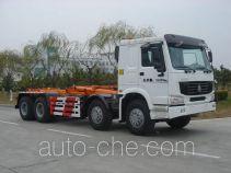 Luye detachable body garbage truck JYJ5312ZXX
