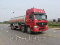 Luye chemical liquid tank truck JYJ5313GHYC