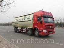 Luye low-density bulk powder transport tank truck JYJ5317GFLD1