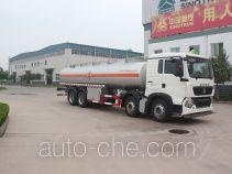 Luye oil tank truck JYJ5317GYYE