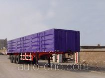 Luye box body van trailer JYJ9280XXY