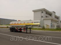 Luye chemical liquid tank trailer JYJ9330GHY