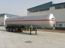 Luye cryogenic liquid tank semi-trailer JYJ9400GDY