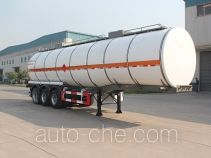 Luye chemical liquid tank trailer JYJ9400GHY