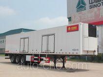 Refrigerated trailer