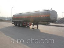 Luye liquid asphalt transport tank trailer JYJ9401GLY