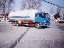 Jizhong bulk powder tank truck JZ5220GFL