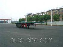 Jizhong container carrier vehicle JZ9380TJZ