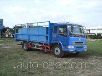 Yunli live fish transport tank truck LG5120TXY