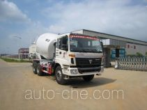 Yunli concrete mixer truck LG5250GJBF