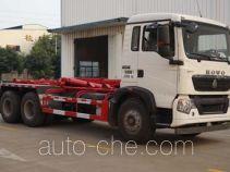 Yunli detachable body garbage truck LG5250ZXXZ5