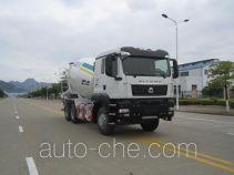 Yunli concrete mixer truck LG5251GJBZ4
