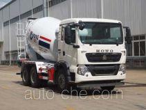 Yunli concrete mixer truck LG5256GJBZ4