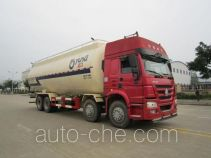 Yunli low-density bulk powder transport tank truck LG5310GFLZ5