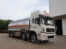 Yunli flammable liquid tank truck LG5310GRYD4