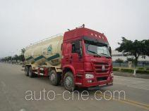 Yunli pneumatic discharging bulk cement truck LG5310GXHZ4