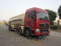 Yunli pneumatic discharging bulk cement truck LG5312GXHZ4