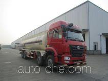 Yunli pneumatic discharging bulk cement truck LG5313GXHZ4