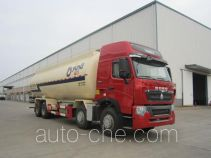 Yunli low-density bulk powder transport tank truck LG5315GFLZ4