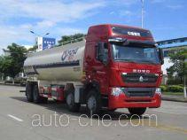 Yunli pneumatic discharging bulk cement truck LG5315GXHZ4