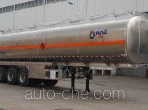 Yunli aluminium oil tank trailer LG9400GYYA