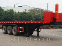 Yunli flatbed dump trailer LG9400ZZXP
