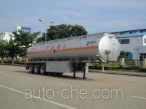 Yunli aluminium oil tank trailer LG9401GYY