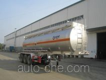 Yunli corrosive materials transport tank trailer LG9402GFW