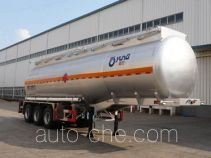 Yunli flammable liquid tank trailer LG9403GRY