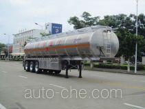 Yunli aluminium oil tank trailer LG9403GYY